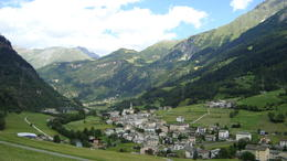 Another part of the trip, amazing view from the train while going to SR. Moritz , Obada H - August 2013