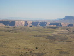 Photo of Las Vegas Grand Canyon All American Helicopter Tour The Canyon from a distance