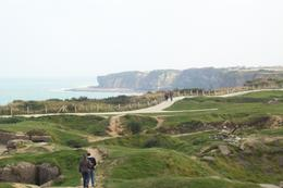 Photo of Bayeux Omaha Beach Half-Day Trip from Bayeux The Cliffs
