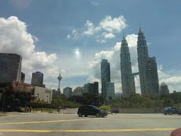 Photo of   The Petronas Twin Towers