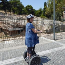 It is an easy and fun way to see the city, and the folks at Athens Segway are the Best! , Thomas B - May 2014