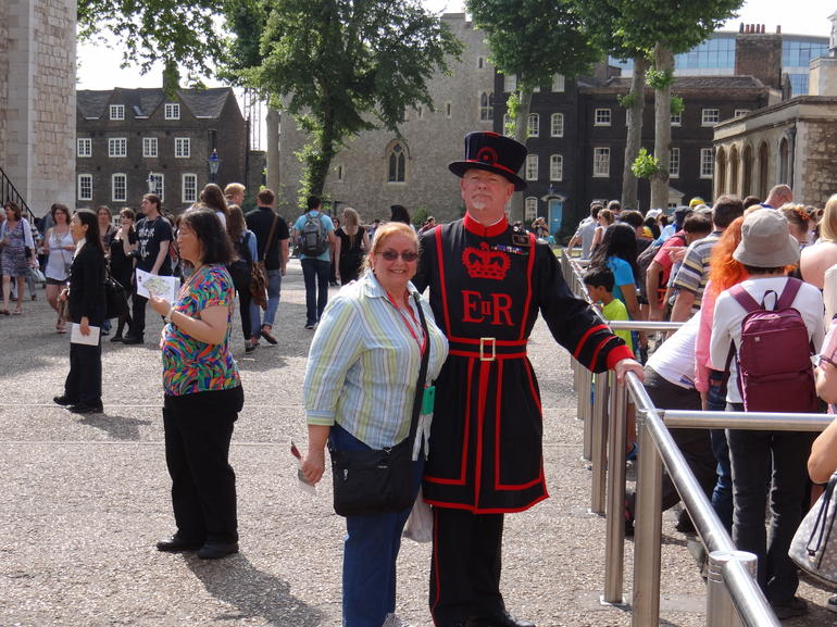 Beefeater - London