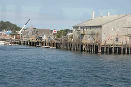 Photo of Boston Cape Cod Fast Ferry Boat dock