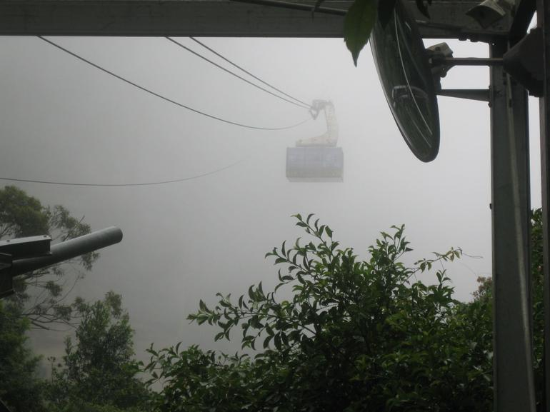 Cable Car in the Blue Mountains Jan 2010 - Sydney