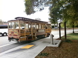 Photo of San Francisco Viator VIP: Early Access to Alcatraz and Exclusive Cable Car Sightseeing Tour Cable car