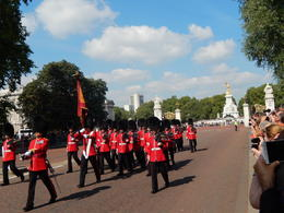 Change of the Guards , Love to travel - November 2014