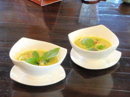 green curry , Scott K - August 2012