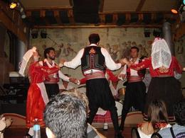 This is the best chance to hear traditional Greek songs accompanied by bouzouki and see Greek dancing., Olivia Z - August 2009