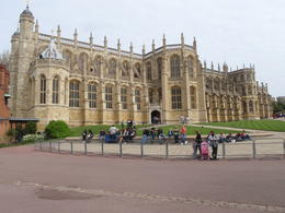 Photo of London Windsor Castle, Stonehenge and Oxford Custom Day Trip In the Castle Grounds
