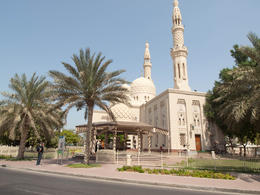 Photo of Dubai Private Tour: Dubai City Half-Day Sightseeing Tour Juneirah Mosque
