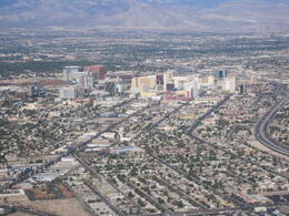 Photo of Las Vegas Grand Canyon All American Helicopter Tour Las Vegas from the air!