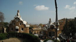 Photo of Barcelona Barcelona Hop-on Hop Off Tour: East to West Route Parque Guell