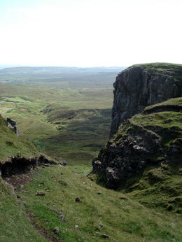 Photo of Edinburgh 3-Day Isle of Skye Small-Group Tour from Edinburgh Quiraing