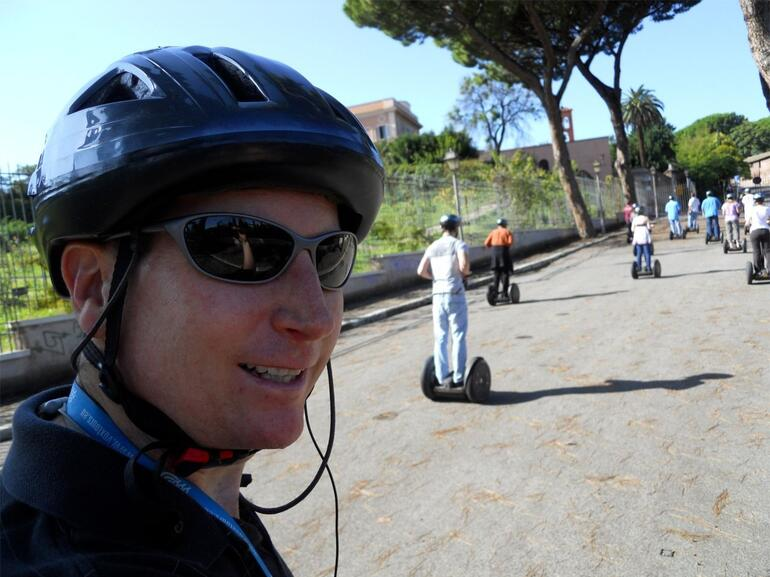 Segway in Rome - Rome