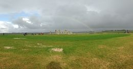 Stonehenge after the rain , dazer_55 - October 2015