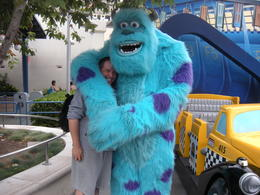 Beings swallowed up by Sully!, LUCY K - June 2011