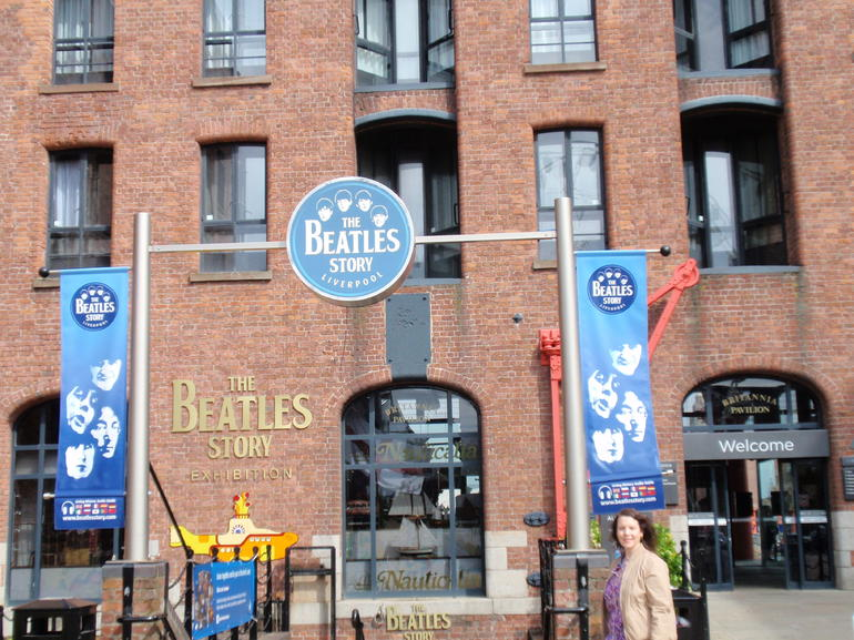 The Beatles Story! - London