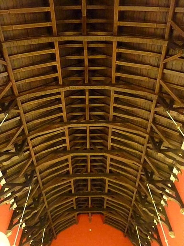 The Great Hall - ceiling - London