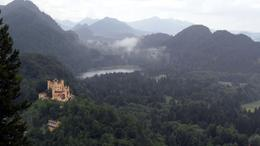 Photo of Munich Neuschwanstein Castle Small Group Day Tour from Munich The other castle