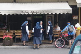 Nuns going for a coffee break! , rosebuds63 - July 2013