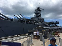 Pearl Harbour , Kevin H - August 2015