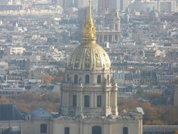 This church in Paris has a 24 carat gold roof top., Jamie S - December 2007