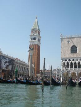 Photo of Venice Venice Gondola Ride and Serenade with Dinner View from the gondola