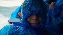 Be prepared to get wet on the Maid of the Mist. , Michael P - June 2013