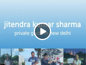 Private Guide Guide in New Delhi: Jitendra Kumar Sharma