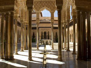 Tours to Alhambra in Granada Spain