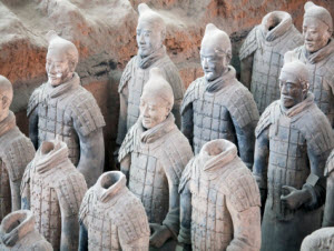 9-Day Xi'an to Shanghai Culture Tour: Terracotta Warriors, Longmen Caves, Suzhou and Tongli