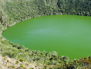 Lake Guatavita Half Day Tour