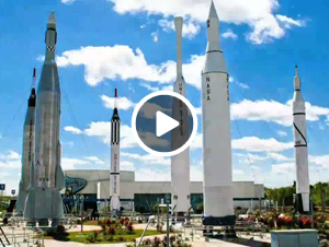 Viator Video: Kennedy Space Center