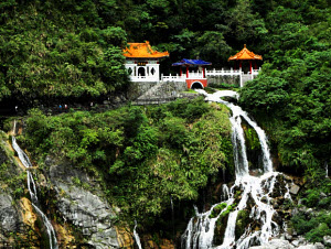 Explore the Taroko Gorge National Park