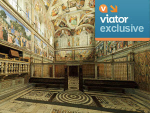 Sistine Chapel Private Viewing