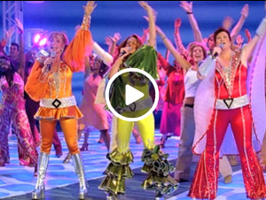 Viator Video: Mamma Mia! on Broadway