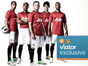 VIator Exclusive: Manchester United vs Kitchee - 2013 Asia Tour Soccer Match and 3-Night Hong Kong Package