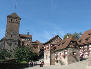 Castle of Nuremburg