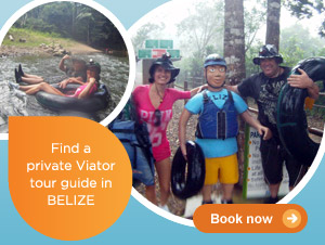 Viator Guides in Belize