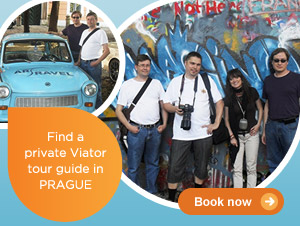 Viator Guides in Prague