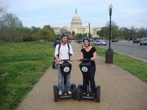 DC Segway Night Tour