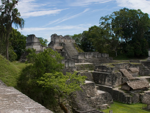 Tikal Day Trip by Air