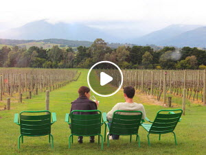 Yarra Valley Winery Tour!