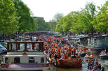 Queen's Day in The Netherlands