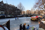 January in Amsterdam
