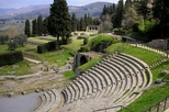 Visiting Fiesole from Florence
