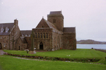 Iona Island in the Hebrides