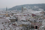 Visiting Prague in Winter