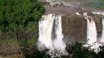 See Iguassu Falls from Argentina and Paraguay
