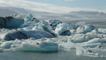 Jokulsarlon Glacial Lagoon on Iceland?s South Coast